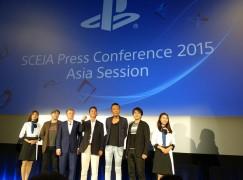 【TGS 2015速報】 PS4注目作品發表情報一覽