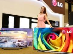 【CES 2015】傳LG將推 8K 電視 + 顯示屏