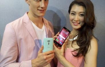 【Computex 2015】Asus Zenfone Selfie 實物上手初試