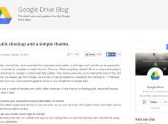 做安檢 Google 免費送 2GB 空間