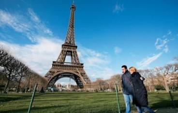 巴黎鐵塔有版權!歐盟擬修例禁拍攝