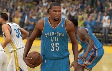 Xbox One 金會員本週末免費任玩 NBA 2K15
