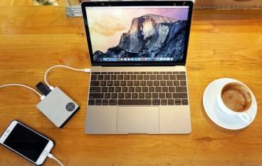 Voltus 外置電幫你部 MacBook 打打氣