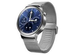 華為首推金屬高貴風智能手表 HUAWEI Watch
