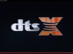 dts X 新世代全方位音效