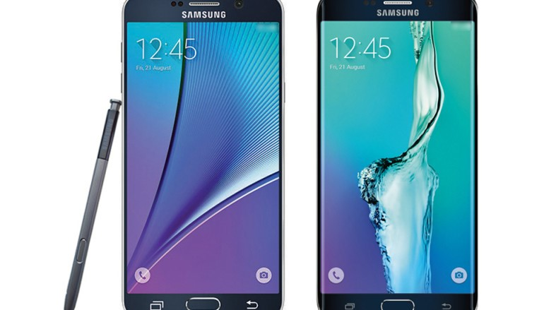 Galaxy Note 5/S6 Edge+ 外觀規格大曝光