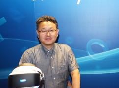 【專訪】Sony吉田修平:「PS4唔玩舊Game!」