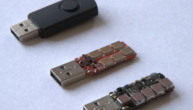 俄研 USB Killer 電腦電視通殺一插即死