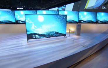 【CES 2015】薄過電話!Sony 推 0.2 吋厚 4K 電視