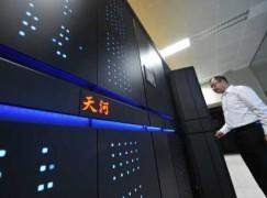 美國禁向中國出口超級電腦技術