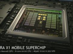 【CES 2015】新效能王 NVIDIA Tegra X1 搭 Maxwell GPU 登場