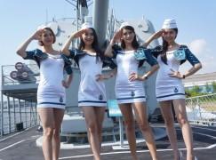 《戰艦世界》台南起航