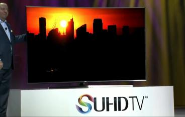 【CES 2015】Samsung SUHD 電視畫質大提升?