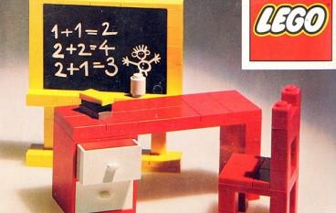 媽,我要考入劍橋砌 LEGO!!
