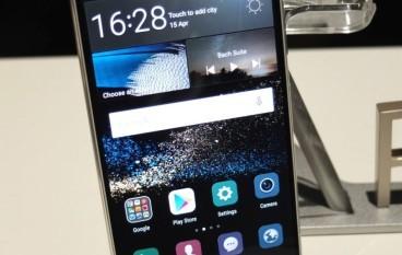 Huawei 發布 P8/P8 Max 特攝孖寶