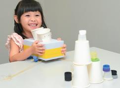 心理治療師講解 親子做玩具意義