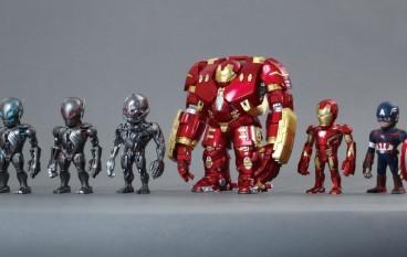 《Avengers》Artist Mix Figure 企畫 4 月登場