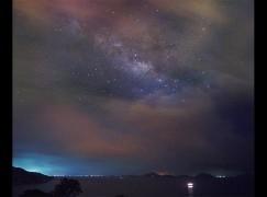 【Starspotting】LG G4 手機拍銀河