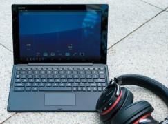 【主編開箱】Sony Xperia Z4 Tablet 隨身工作夥伴