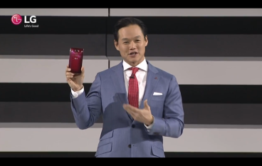 【CES 2015】64-bit 「彎刀」 LG G Flex 2 正式登場
