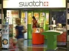 Swatch智能表 將面世撼Apple Watch