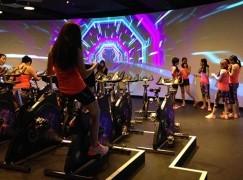 實試!270 度 Immersive Fitness 虛擬影院健身室