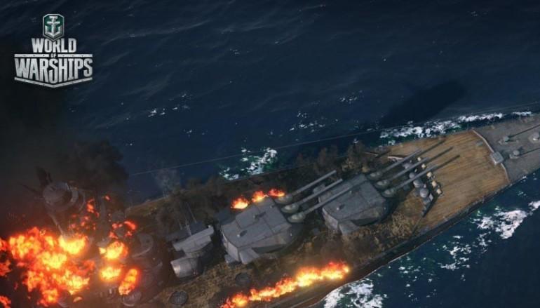 《戰艦世界》封測序號勁爆放送