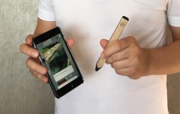 iPhone變身真正Paper