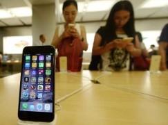蘋果單靠iPhone 收入贏科技巨頭