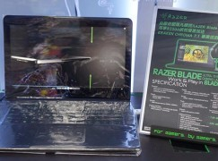 2014 版 Razer Blade 平 $2,000 清貨尾兼送遊戲耳機