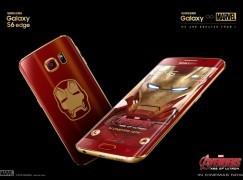Iron Man S6 edge港版賣$8,888 限量388部