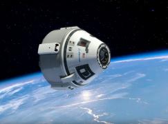 波音問:「你準備好搭太空的士未?」
