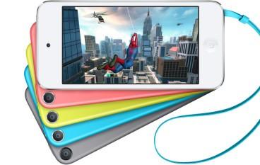iPod Touch 或許有新作亮相!