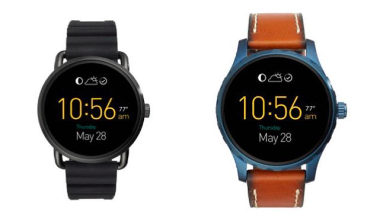 Fossil 加推兩款新 Smartwatch
