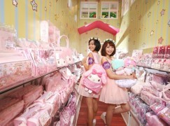 My Melody & Little Twin Stars 40 週年限定店登場