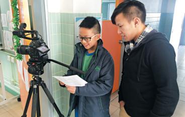 孩子也可以是大導演,從「拍片」到「微電影」