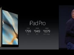 【Apple發布會】商務強化 – iPad Pro