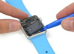 拆解 Apple Watch 電池容量僅 205mAh