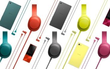 Sony 全系列 Hi-Res 耳機力推高清音樂普及化