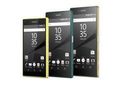 【IFA 2015】4K植入 Sony Mobile XPERIA Z5 一門三傑正式現身
