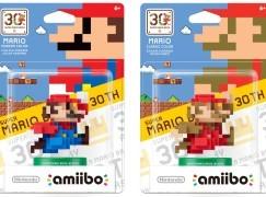 Mario 誕生30周年任天堂推 Class 版 amiibo