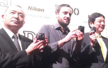 【CES 2016】 Nikon 進軍 Action Cam 大玩 4K 360 度 VR 拍攝