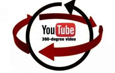 Youtube 將支援 360 度影片直播?