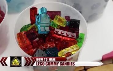 【玩完再食】網上熱爆影片教你整粒 LEGO 糖