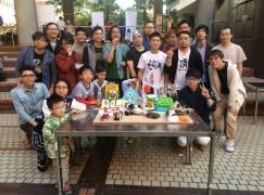 尋求最廢的設計  香港廢柴機械人大賽
