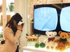 海外婚禮專門店助準新人用 VR 揀教堂