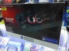 《Street Fighter V》格鬥遊戲手掣檢閱