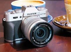 【新品嚴測】本格派 Fujifilm X-T10