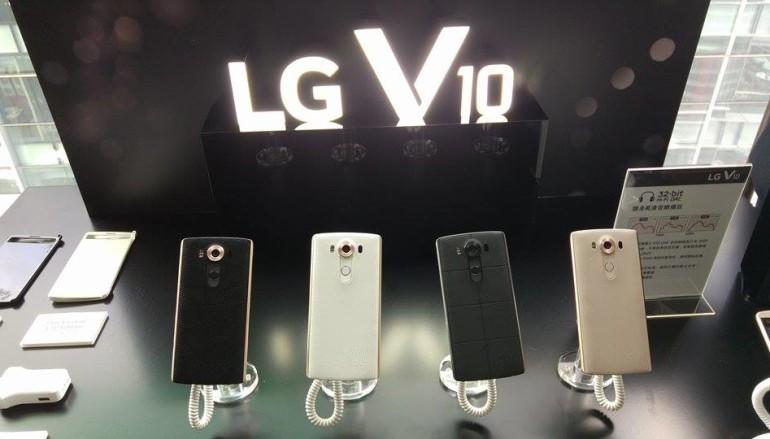 LG V10 下周登港賣 $5,698