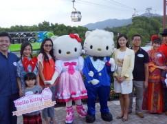 Hello Kitty x 昂坪 360 大玩本土文化